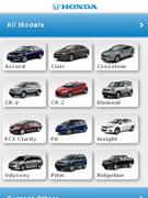 Honda Cars..