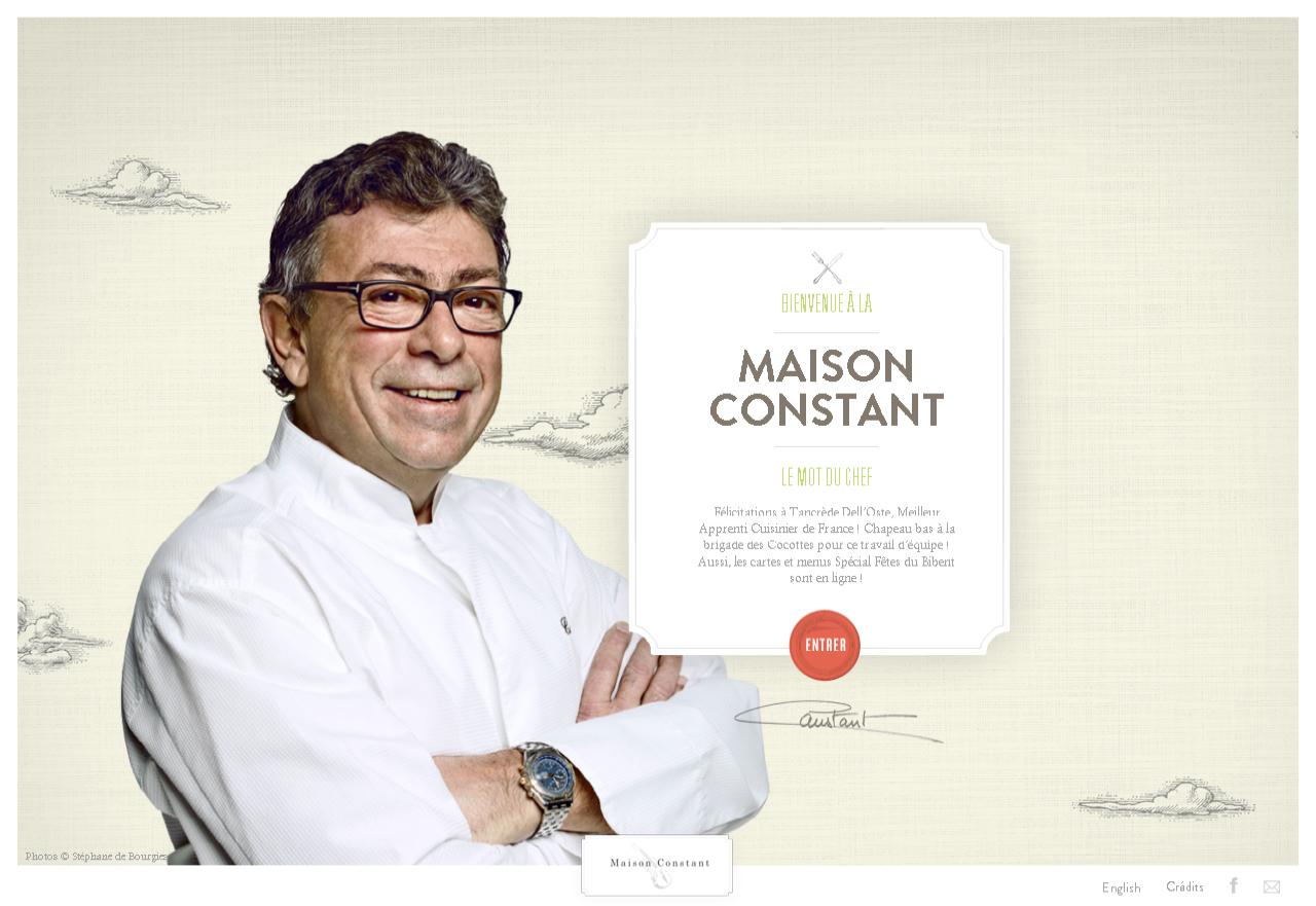 Maison Constant..