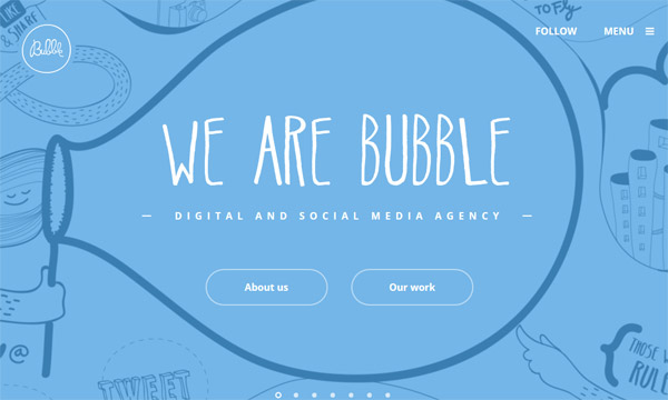 followbubble.com..